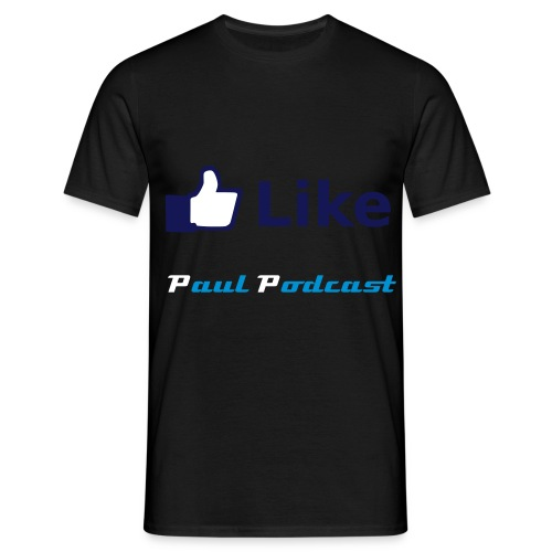 T-Shirt LIKE Paul Podcast Hommme - T-shirt Homme