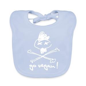 Baby Bio Lätzchen 'go vegan!' - Baby Bio-Lätzchen