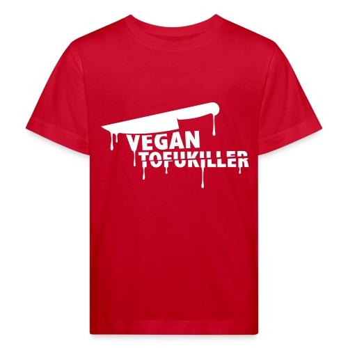 Kids BIO-Shirt 'VEGAN TOFUKILLER' - Kinder Bio-T-Shirt