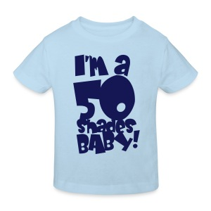 50 shades boy - Kids' Organic T-shirt