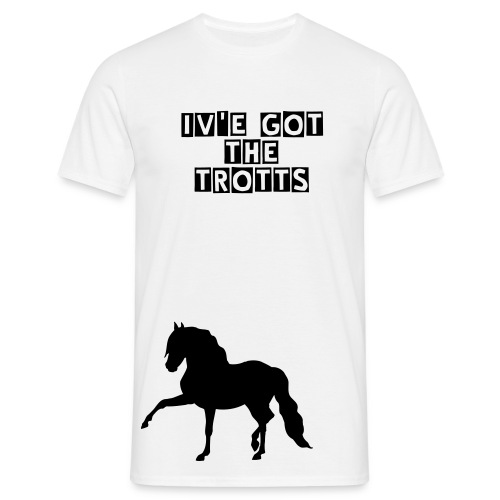 Trotts - T shirt - Men's T-Shirt