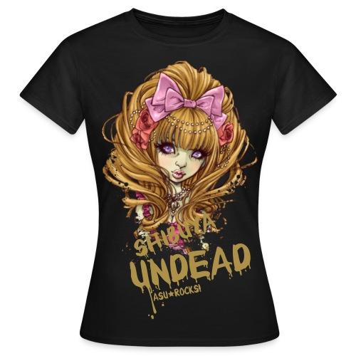 SHIBUYA UNDEAD princess classic - Frauen T-Shirt