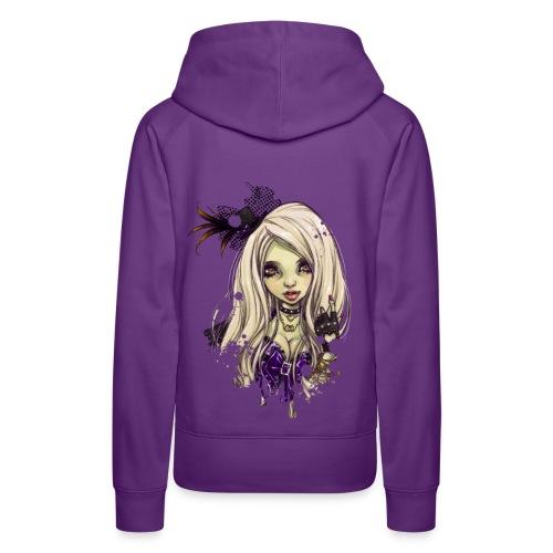SHIBUYA UNDEAD dark hoodie - Frauen Premium Hoodie