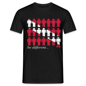 be different..Imp Flex+Logo Dos - T-shirt Homme