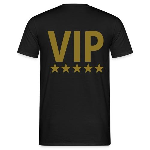 .V.I.P. T-Shirt - Herre-T-shirt