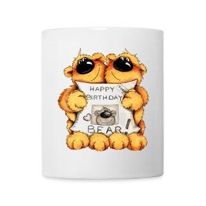 bear mug - Mug