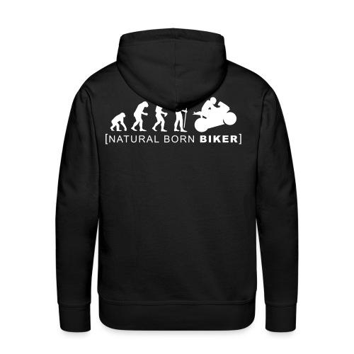 100% Biker - Männer Premium Hoodie