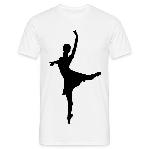 classic dance - Maglietta da uomo