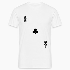 Ace of Clubs T-Shirts