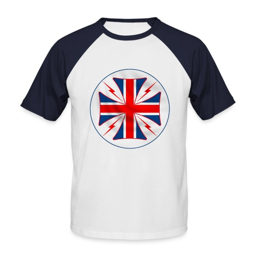 Union Jack - Men's Baseball T-Shirt