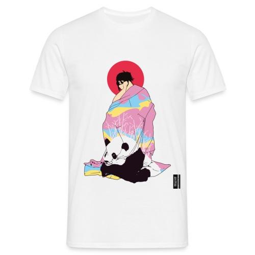 Panda Woman - Men's T-Shirt