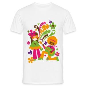 Let the sunshine in - Basique H - T-shirt Homme
