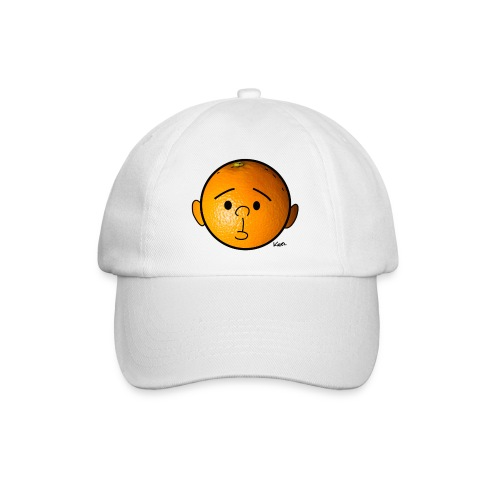 Orange Head Cap - Baseball Cap