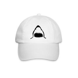 Sharks Cap - White - Baseball Cap