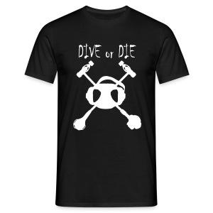 Dive or Die - Imp.Flex+Logo Dos - T-shirt Homme