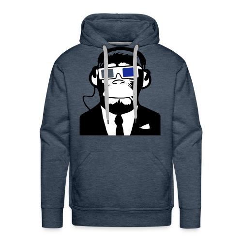 Affen´n´roll - Männer Premium Hoodie