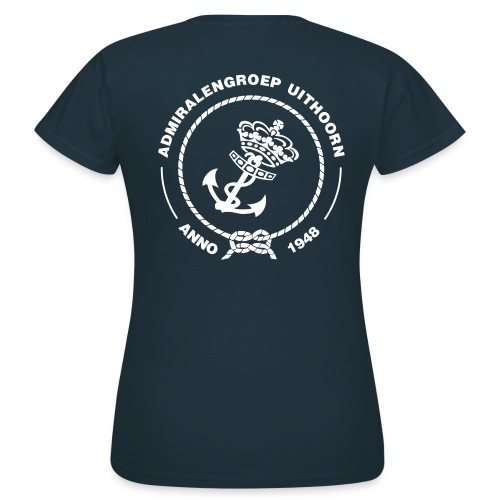 T-shirt Dames - Vrouwen T-shirt