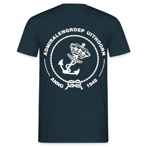 T-shirt Heren - Mannen T-shirt