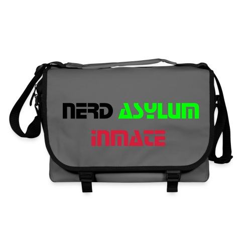 Nerd Asylum 'Inmate' Shoulder Bag - Shoulder Bag