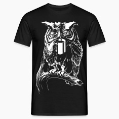 Coffee Owl T-Shirts
