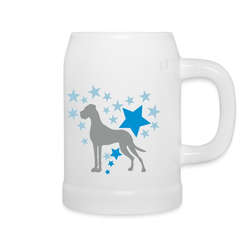 Bierkrug Dogge - Bierkrug