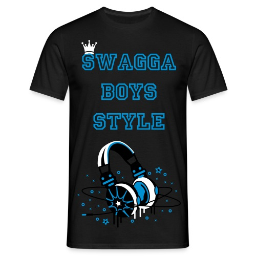 Swagga Boys Style - T-shirt Homme