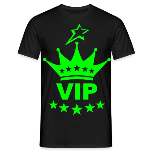 Swagga Star VIP - T-shirt Homme