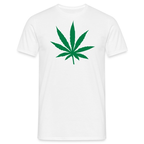 canabis - T-shirt Homme