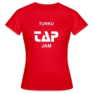 Turku Tap Jam - Women's T-Shirt