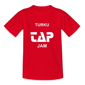 Turku Tap Jam - Kids' T-Shirt