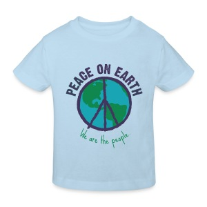 People's Earth - Kids Organic - Kinder Bio-T-Shirt