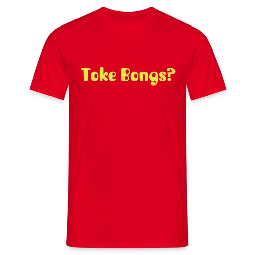 Men's Classic T-Shirt toke bongs? - Men's T-Shirt