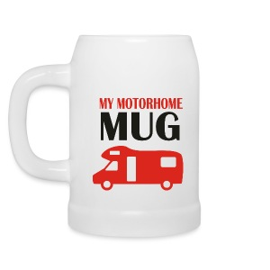 Beer Mug - My Motorhome - Beer Mug