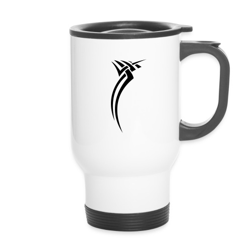 Tribal Design 01 - Travel Mug