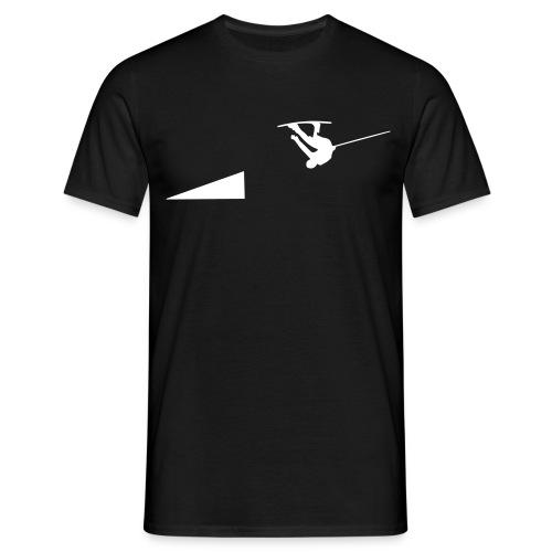Wakeboard Kicker T-shirt - Männer T-Shirt