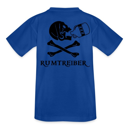 kinder hamburgs rumtreiber  - Teenager T-Shirt