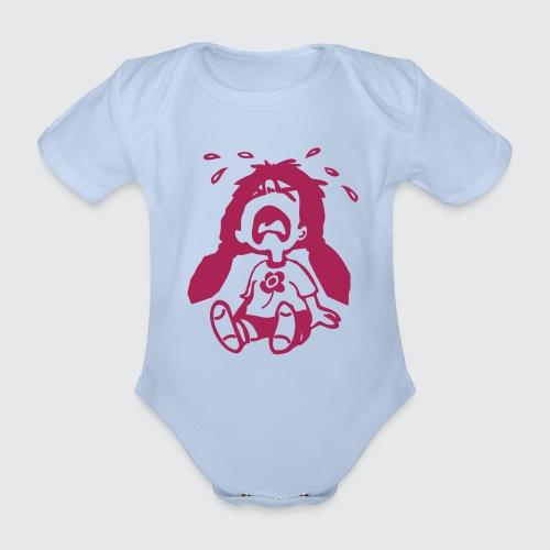 heulsuse - Baby Bio-Kurzarm-Body