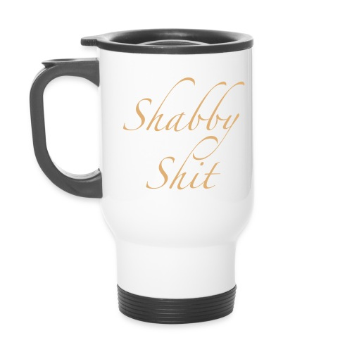 SHABBY SHIT Muggar & tillbehör - Termosmugg