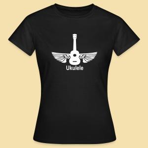 Flying Uke