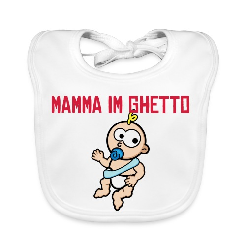 mamma watch out - Baby Organic Bib