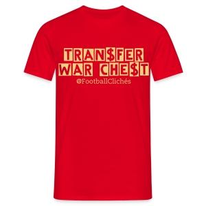 Transfer War Chest - Men's T-Shirt