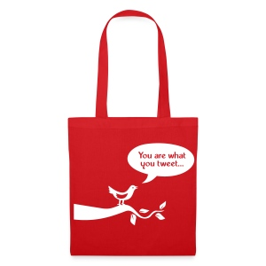 You are what you tweet tote bag - Tote Bag