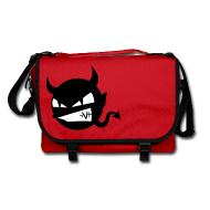 Bags & Backpacks ~ Shoulder Bag ~ Stick Devil Bag