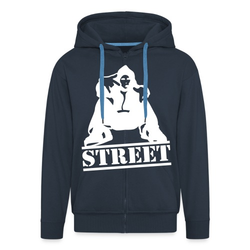 Street Kings - Men's Premium Hooded Jacket