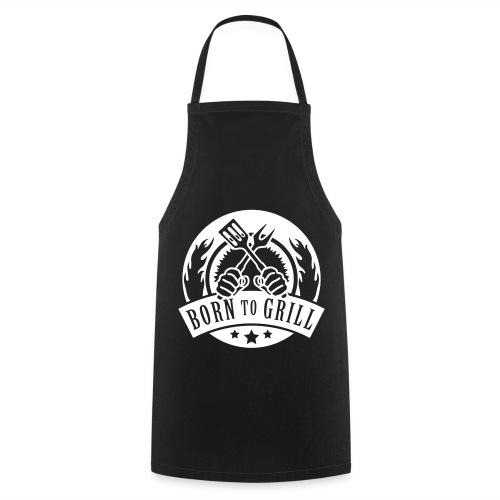 Born to Grill - Grembiule da cucina