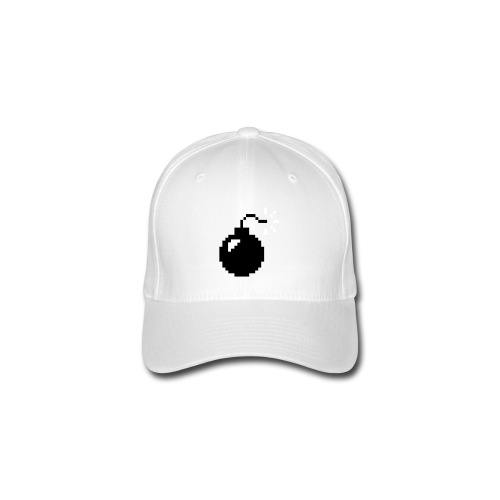 B.O.M. baseballcap - Flexfit baseballcap