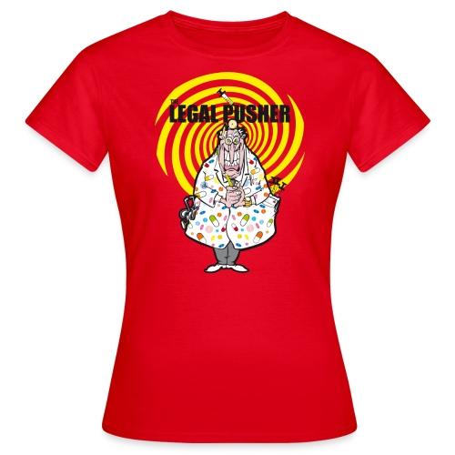 Women's T-Shirt - Women's Classic T-shirt 100% cotton