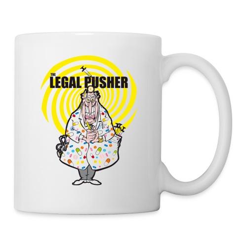 legalpusher - Mug