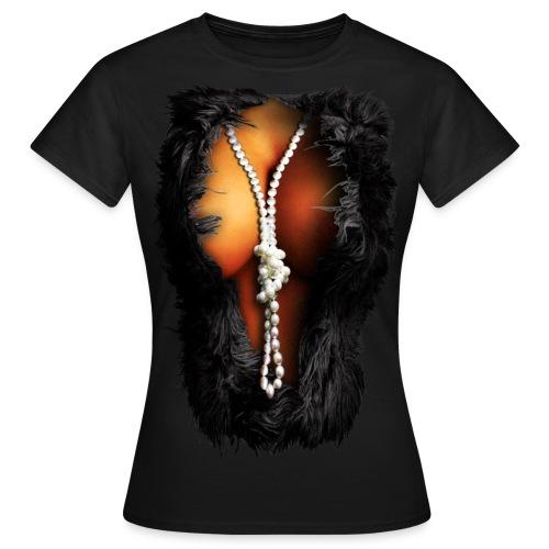 Für echte Frauen bis XL - Frauen T-Shirt