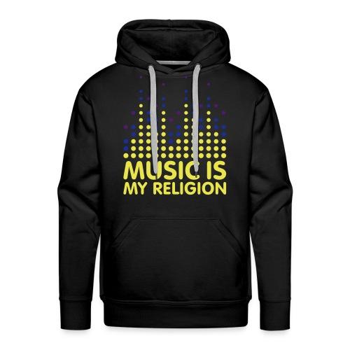 Music's Hoodie - Men's Premium Hoodie